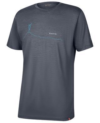 T-shirt en mérinos R9 RADYS
