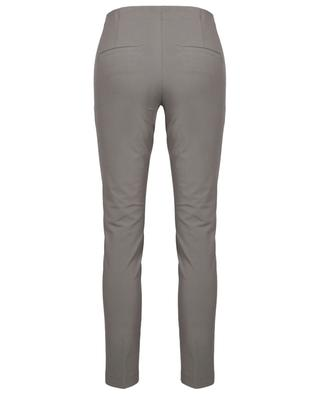 Ros gabardine slim fit trousers without waistband CAMBIO