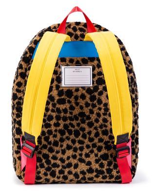 Mädchen-Plüsch-Rucksack mit Leopardenmotiv The Marc Jacobs THE MARC JACOBS