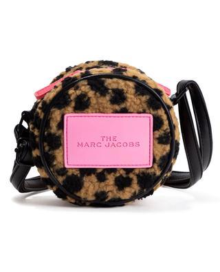 Runde Mädchen-Handtasche mit Leopardenmotiv THE MARC JACOBS