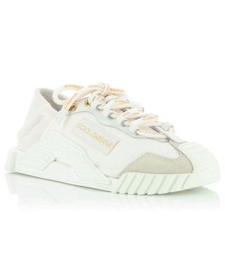 NS1 white lace-up sneakers DOLCE & GABBANA