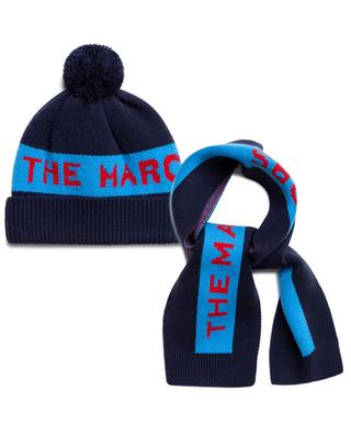 Set Kinder-Schal und Mütze The Marc Jacobs THE MARC JACOBS