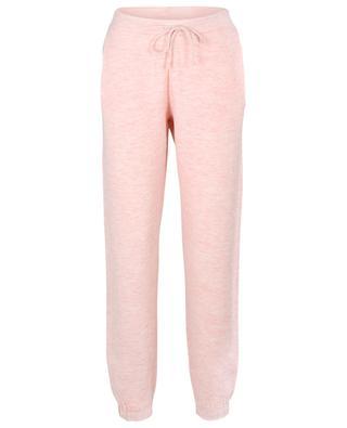 Tadbow merino wool track trousers AMERICAN VINTAGE