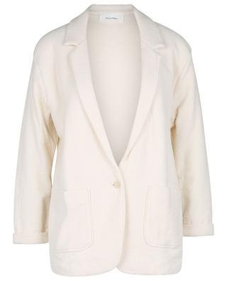 Bobypark oversize cotton bouclé blazer AMERICAN VINTAGE