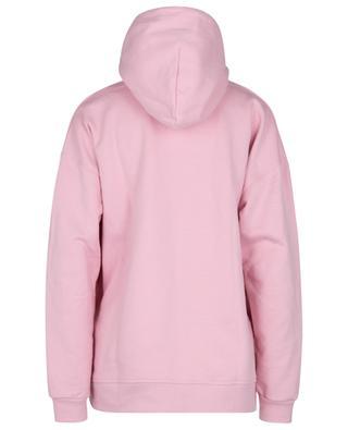 Oversize-Kapuzensweatshirt mit Logostickerei SOFTWARE IV GANNI