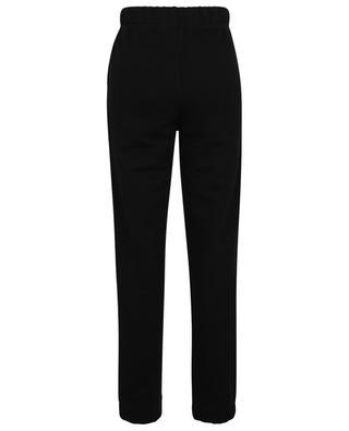 Pantalon de jogging fuselé brodé logo SOFTWARE IV GANNI