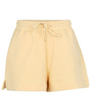Sweat-Shorts mit Logostickerei SOFTWARE GANNI