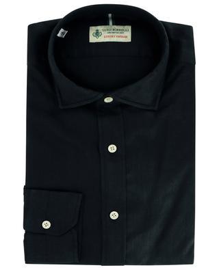 Chemise en lin à manches longues Luxury Vintage LUIGI BORRELLI