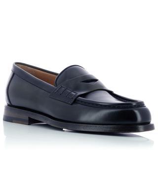 Patent leather loafers SANTONI