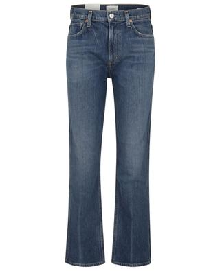 Daphne Stovepipe Port Of Call straight leg high-rise jeans CITIZENS OF HUMANITY