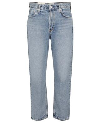 Marlee Relaxed Fling cropped tapered leg high-rise jeans CITIZENS OF HUMANITY