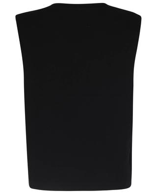 Zosia sleeveless T-shirt with padded shoulders CITIZENS OF HUMANITY