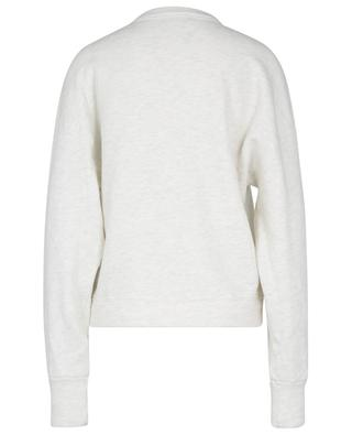 Cora Henley crewneck loose sweatshirt CITIZENS OF HUMANITY