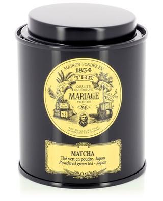 Matcha green tea powder - 40 g MARIAGE FRERES