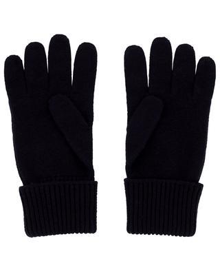 Handschuhe aus Wolle mit Stickerei ICON DSQUARED2