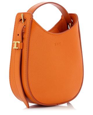 Petit sac à main rond Zip Hobo Piccola TOD'S
