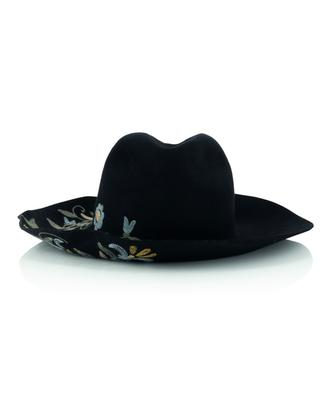 Blütenbestickter Cowboyhut im Boho-Look ETRO