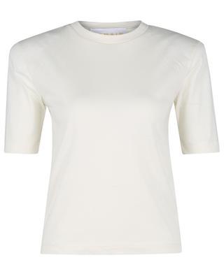 Xenia O-Neck Vanilla Ice organic cotton T-shirt REMAIN BIRGER CHRISTENSEN