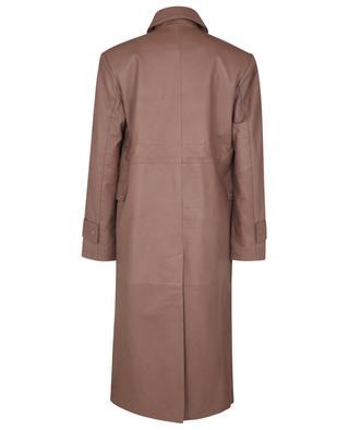 Oversize-Trenchcoat aus Leder Piretta REMAIN BIRGER CHRISTENSEN