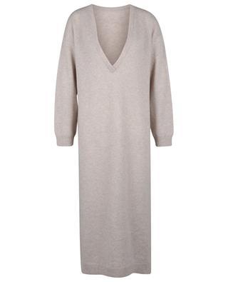 Robe ample en maille de laine Valcyrie Open Back REMAIN BIRGER CHRISTENSEN