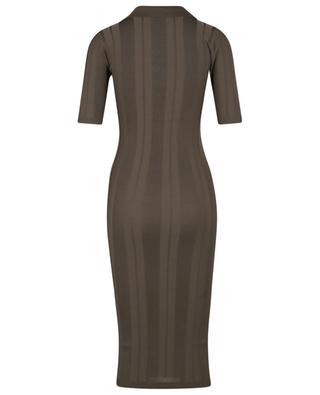 Robe polo courte ajustée en maille Evial REMAIN BIRGER CHRISTENSEN