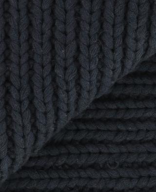 Écharpe épaisse en laine et cachemire HEMISPHERE