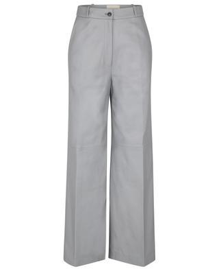 Hose aus Leder mit weitem Bein Noro LOULOU STUDIO