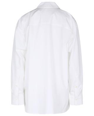 Oversize-Hemd aus Popeline Espanto LOULOU STUDIO