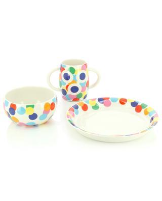 Set de vaisselle en porcelaine pour enfants AM39S1 PROUST ALESSI