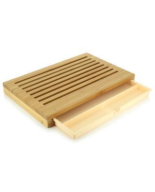 Sbriciola bamboo bread plate ALESSI