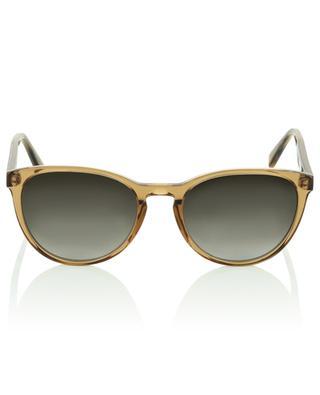 The Cat clear acetate cat-eye sunglasses VIU
