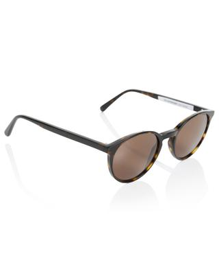 The Contemporary rond acetate sunglasses VIU