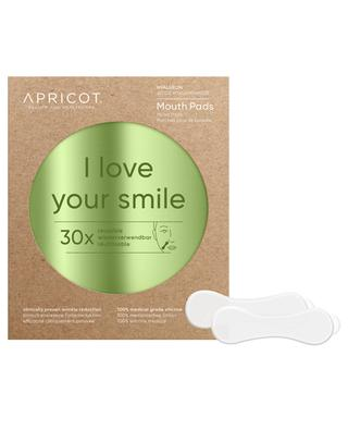 Hyaluron-Mundpads I Love Your Smile - 30 Anwendungen APRICOT