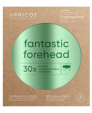 Stirn-Pad mit Hyaluron Fantastic Forehead - 30 Anwendungen APRICOT