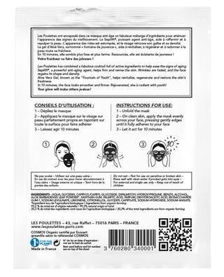 Anti-Aging-Maske LES POULETTES