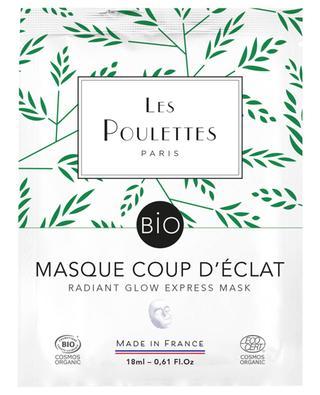 Maske für strahlenden Teint Coup d'Éclat LES POULETTES