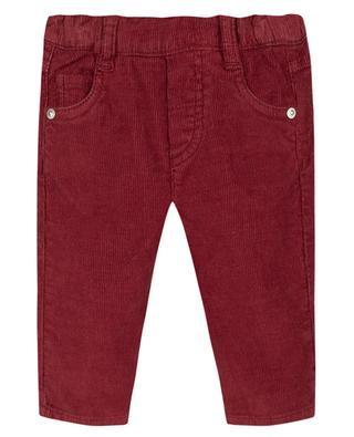 Corduroy baby trousers TARTINE ET CHOCOLAT