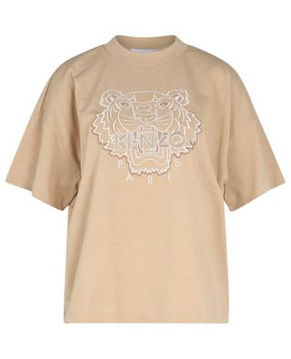 Classic Tiger embroidered short-sleeved T-shirt KENZO