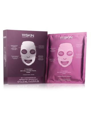 Masque Visage Bio Cellulose Y Theorem - 5 unités 111 SKIN