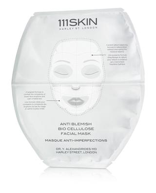 Anti Blemish Biocellulose Facial Mask - 5 units 111 SKIN
