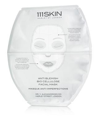 Gesichtsmaske gegen Makel aus Bio-Zellulose - 5 Masken 111 SKIN