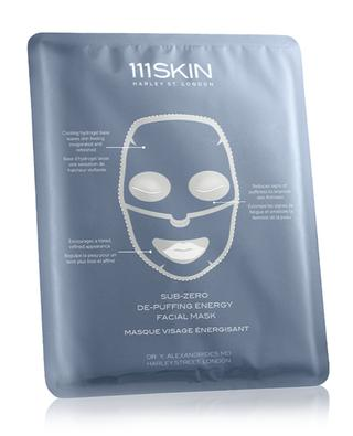Masque pour le visage énergie anti-poches Sub Zero SIMPLE 111 SKIN