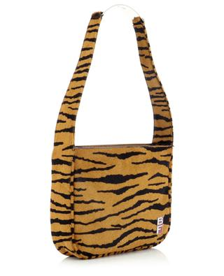 Sac porté épaule en cuir poulain Venice Tiger BY FAR