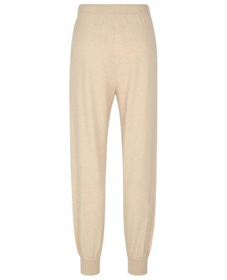 TERRA cashmere knit track trousers FABIANA FILIPPI