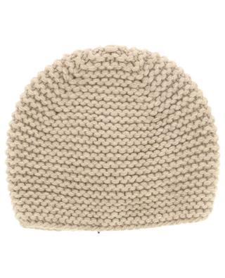 Grob gestrickte Mütze aus Kaschmir Terra FABIANA FILIPPI