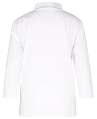 Jersey-T-Shirt mit 3/4-Ärmeln und Perlen TERRA FABIANA FILIPPI