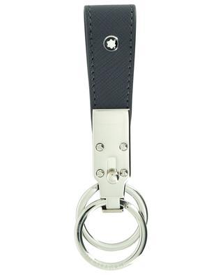 Schlüsselanhänger aus Leder in Saffian-Prägung Sartorial MONTBLANC