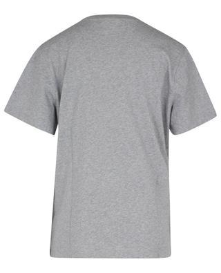 T-shirt en coton bio LOVE SMILEY GANNI