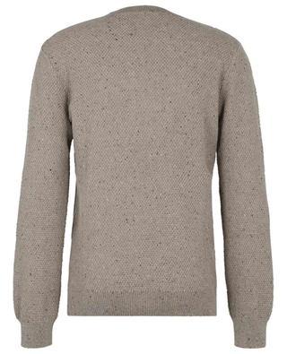 Pull chiné en laine Jules A.P.C.