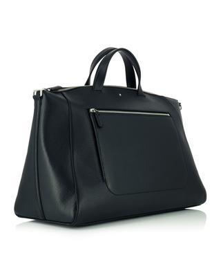 Kleine Reisetasche aus genarbtem Leder Meisterstück MONTBLANC
